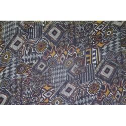 Tissu mousseline africain