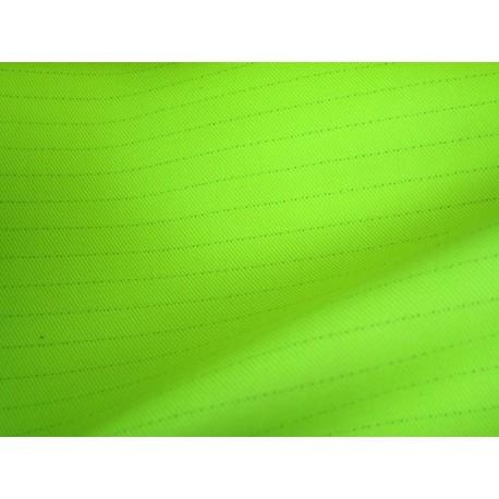 Tissu jaune fluo