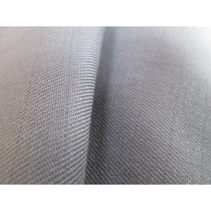 tissu non feu gris volcan. Black Bedroom Furniture Sets. Home Design Ideas