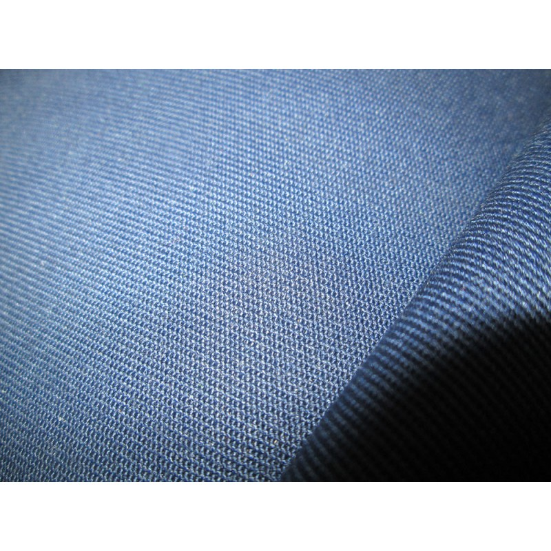 tissu bleu marine brigade. Black Bedroom Furniture Sets. Home Design Ideas
