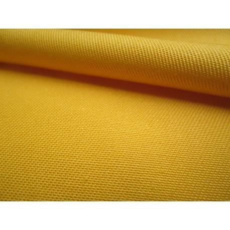 tissu jaune bouton d'or