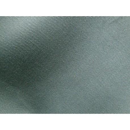 Tissu polycoton vert epicea