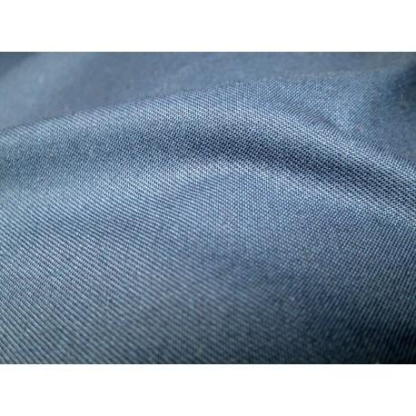tissu bleu marine 245g