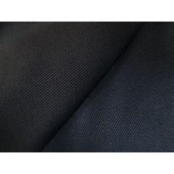 tissu ignifugé noir
