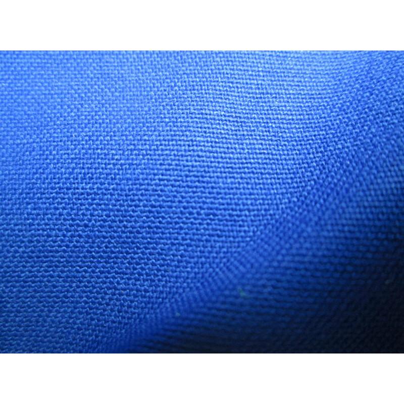 tissus polycoton bleu saphir. Black Bedroom Furniture Sets. Home Design Ideas