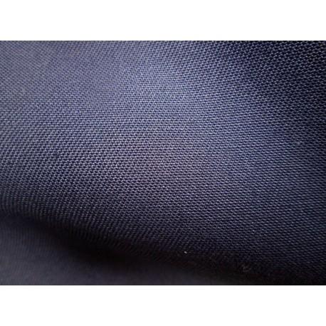 tissu ignifugé bleu marine