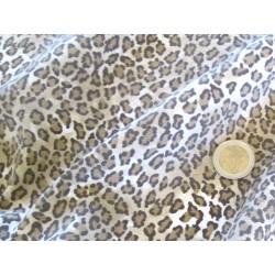 coupon imprimé léopard