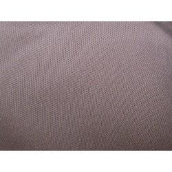 Tissu workwear chocolat