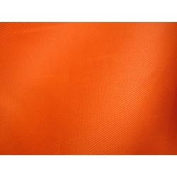 tissu workwear orange