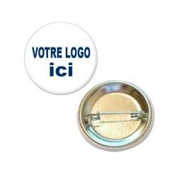 Badges épingle personnalisés 25mm