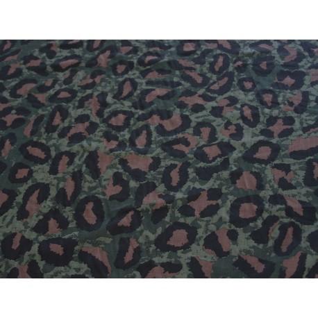 tissu camouflage militaire leger