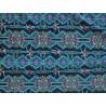 jersey africain violet bleu