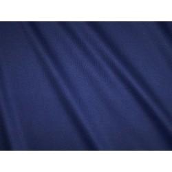 Jersey uni bleu cobalt