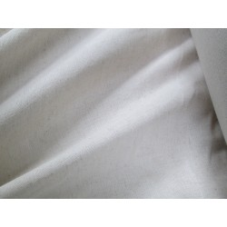 Toile lin coton