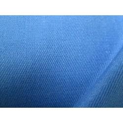 Tissu non feu bleu rivière