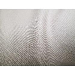 tissu workwear marron lin