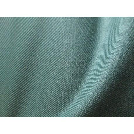 Tissu vert bouteille 310g