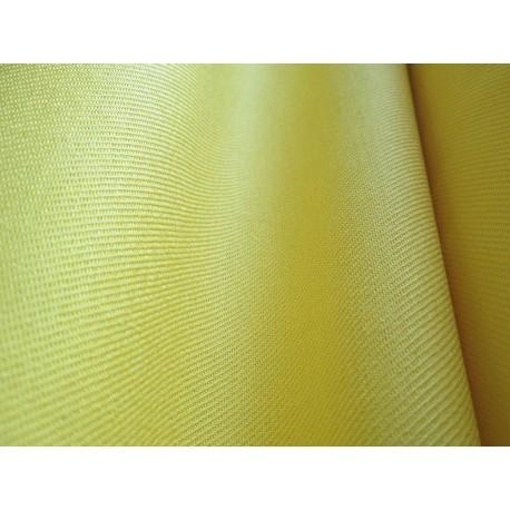 tissu workwear jaune citron