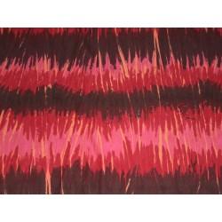 Jersey dégradé de rouge