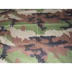 Coupon tissu militaire